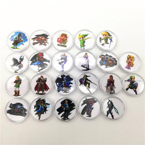 23pcs/lot Zelda Game Collection NFC Switch Mini Card Tag