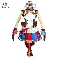 Hot Japanese Anime Love Live Cosplay Maid Awakening Love Live Kotori Minami Cosplay Costume Full Set