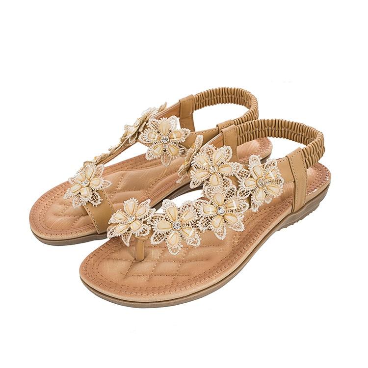 MLJUESE 2018 kvinnor sandaler sommar boximiya stil vit färg söta - Damskor - Foto 2