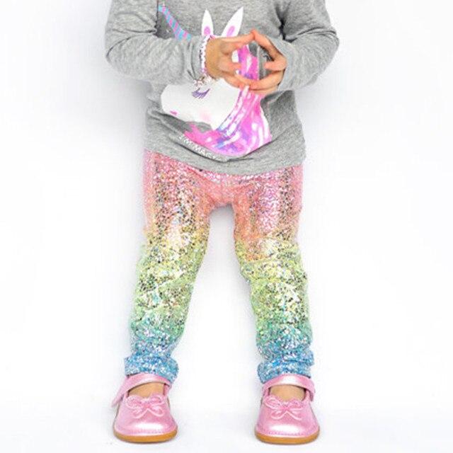 Unicorn Skinny Leggings Children