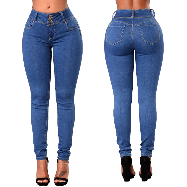 Bottoms Selfless 2018 Fashion Jeans Women Casual Slimming Skinny Jeans Plus Size Xxxl Winter Denim Pencil Pant Fashion Trousers Vaqueros Mujer