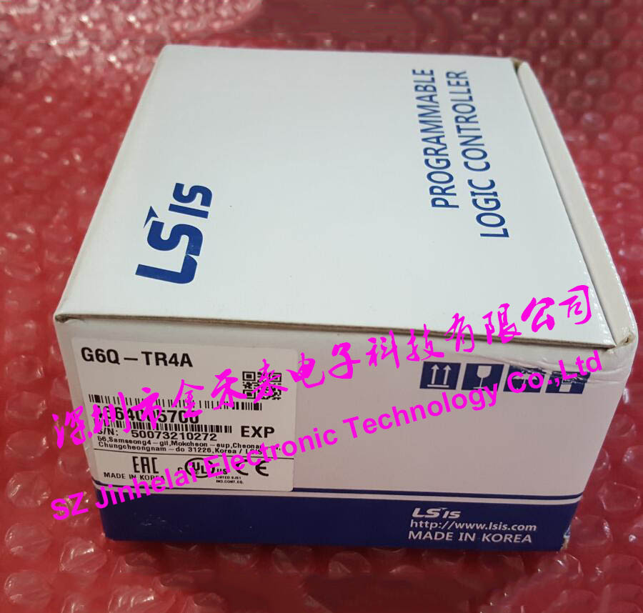 100% New and original G6Q-TR4A LS(LG) PLC controller 100% new and original g6q tr4a ls lg plc controller