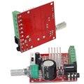 Atacado Brand new Mini HI-FI de Alta potência 2.1 DC10-18V Amplificador Digital Board 15 W * 2 + 30 W Classe Amplificador D-10000622
