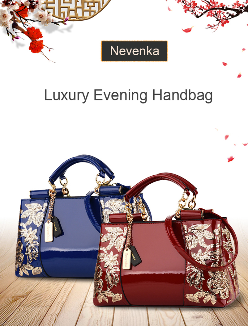 Nevenka Women Evening Handbag Female Leather Shoulder Bags Ladies Embroidered Evening Bag Luxury Handbags for Women02