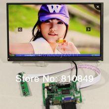 HDMI+VGA+2AV Controller board+10.6inch LTL106AL01 1366*768 IPS HD Lcd panel screen model lcd for Raspberry Pi