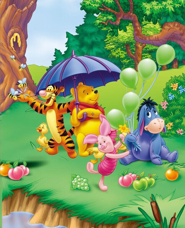 Pooh Bear Iphone Wallpaper Popular Winnie Pooh Backdrop Buy Cheap Winnie Pooh