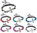 DIY Hot Colorul  Bracelets Bracelets 100% Handmade Bracelets bangles Religious Jewelry Factory Bead Bracelet Supplier