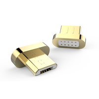 Magnetic Micro USB Connector Adapter for Magnetic Cable