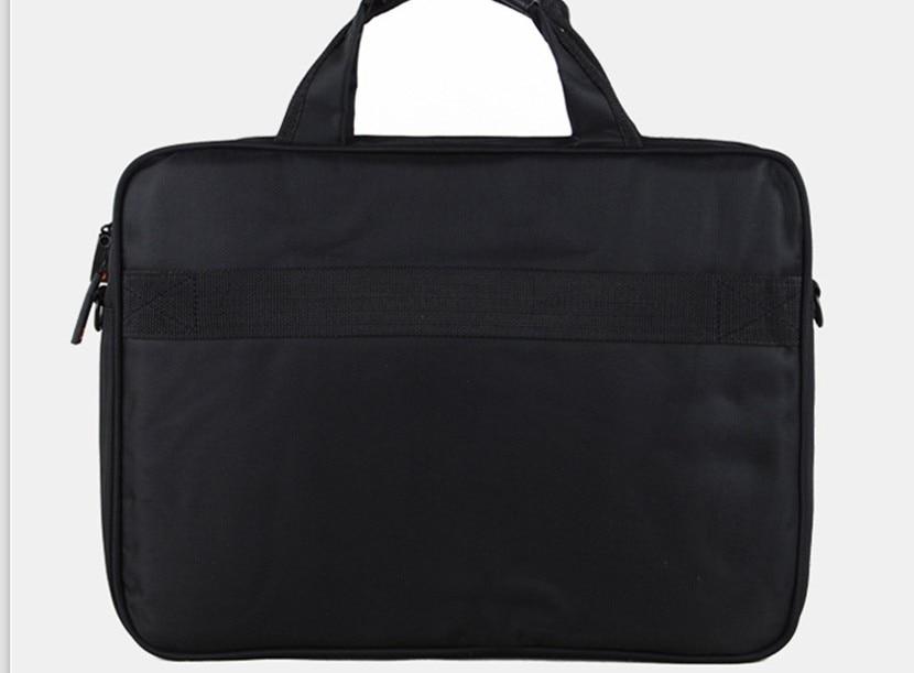 One shoulder handbag laptop bag 14 15 15.6 17 laptop bag notebook men business casual bag laptop briefcase