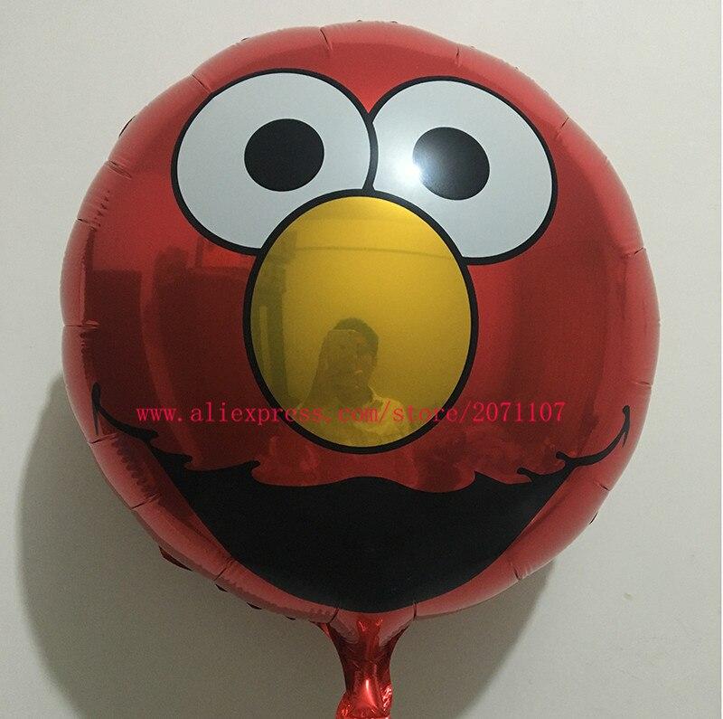 Sesame Street Elmo balloon
