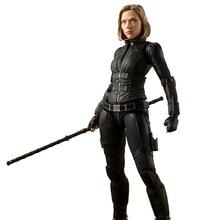 Boneca Widow Guerra Avengers
