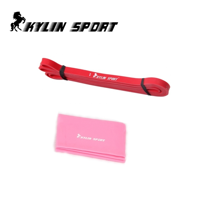 Set of 2 resistance band  2m pink resistance yoga band and latex crossfit resistance bands fitness body gym power training kalibr demr 650eru electric hammer electric functions household impact drill multi function household electric tool set