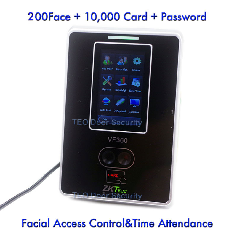 ZEM800 Multi-function Face Identification Terminal Zk Software VF360 100,000 Logs Capacity Facial Access Control ZK Sensor alka agrawal and raees a khan software vulnerability identification and minimization