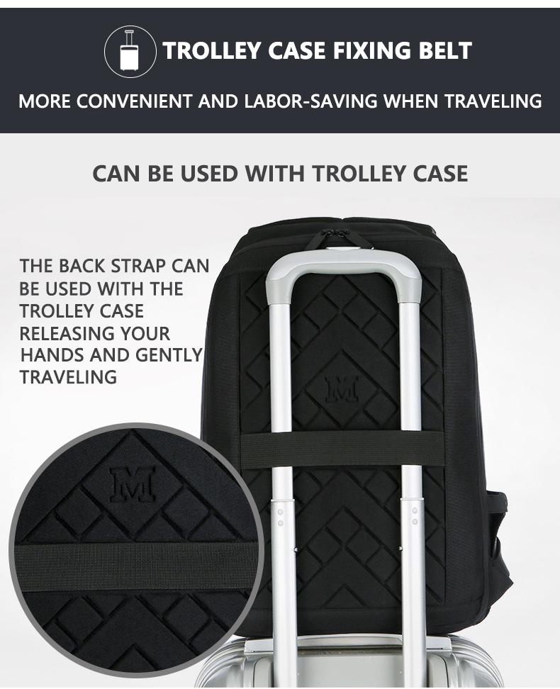 HTB1fOgUXUrrK1RkSne1q6ArVVXao - Mens 15.6 inch Laptop Business Backpacks Waterproof Male Travel
