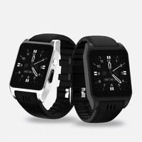 New X86 Bluetooth Smart Watch Android 4.4 Support 3G WIFI Camera Bluetooth 4.0 600mAh Heart reat PK QW09 SmartWatch Men