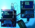 2016 цветной Экран ATMEAG328P M328 Транзистор Тестер LCR Емкость Диода СОЭ метр ШИМ Генератор Сигналов меандр