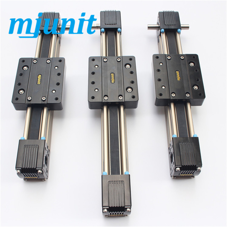 Track for linear guide aluminium any length within 3000mm Miniature Slide System Rail