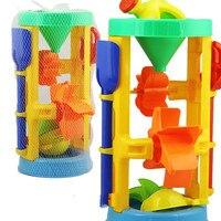 Portable Baby Sea Storage Mesh Bags for Children Kids Beach Sand Toys Net Bag Water Fun Sports Bathroom Clothes
