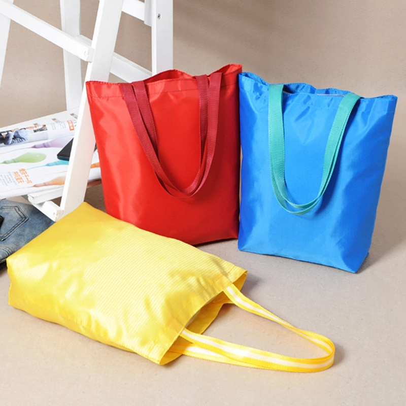 Online Shop Top Sale Reusable Shopping Bag Nylon Waterproof ...