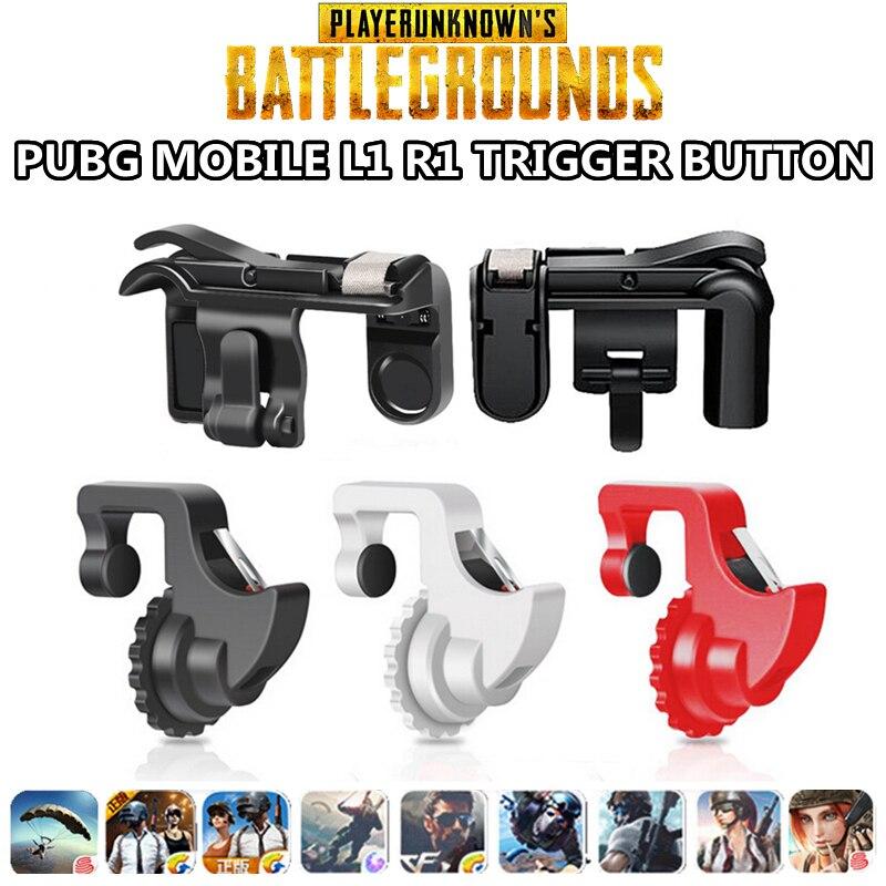 PUBG Mobile L1 R1 Button Free Fire Shoot Game Trigg
