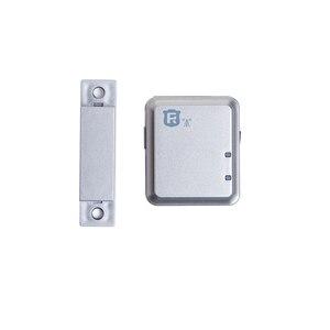 Image 4 - Дверной замок, сим карта, мини независимый GPS трекер, дверной магнитный Вибрационный сигнал, активное прослушивание, вибросигнал