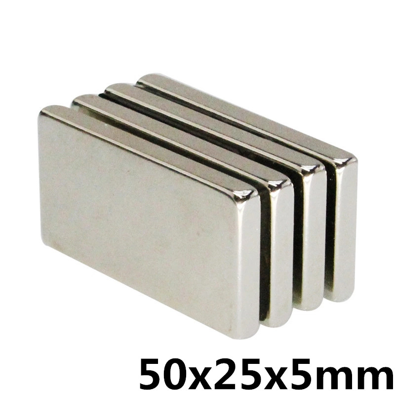 Square Neodymium Magnet HOUSE AGAIN Refrigerator Magnets Metal Clips