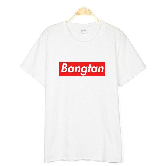 Kpop 2018 Meninos Bangtan Bts Camiseta Feminina T-shirt Mulheres JIN JUNG  KOOK JIMIN SUGA fc24eba260d03