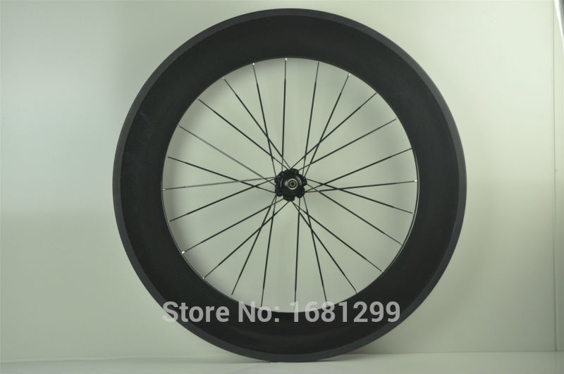 1pcs New 700C 88mm clincher rims Road Track Fixed Gear bike 3K UD 12K full carbon bicycle wheelsets 20.5/23/25mm width Free ship carbon wheels 700c 88mm depth 25mm bicycle bike rims 3k ud glossy matte road bicycles rims customize carbon rims