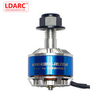 LDARC/Kingkong XT1406 1406 3600KV 2-4 S Quadro Multicopter Hélice CW CCW Do Motor Brushless para RC Models DIY Parte VS Racerstar(China)