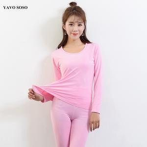 b5aeb389631 YAVO SOSO plus size Long Johns Women suits Tops pants