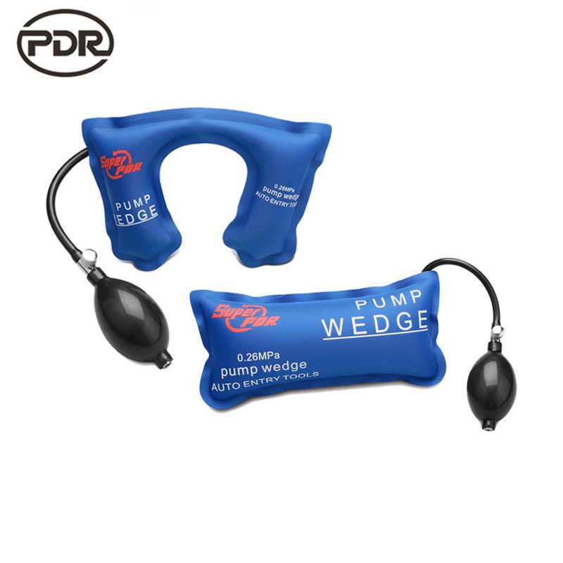 Narzędzia PDR pompy Wedge ślusarz narzędzia Auto Air Wedge Airbag blokada Pick ustawić otworzyć drzwi samochodu blokada narzędzia ręczne samochodów okno narzędzie do naprawy