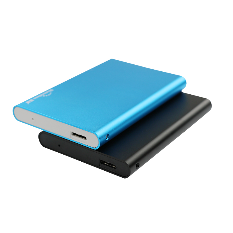 External HDD enclosure USB 3.0 Sata 2.5 inch portable case HDD enclosure for external hard disk aluminum colorful cases