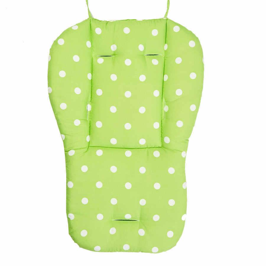รถเข็นเด็กทารก Cushion รถเข็นเด็กเก้าอี้สูง Pram Soft ที่นอนเด็กวัยหัดเดินทารกรถที่นั่ง Pad Baby Car Seat อุปกรณ์เสริม
