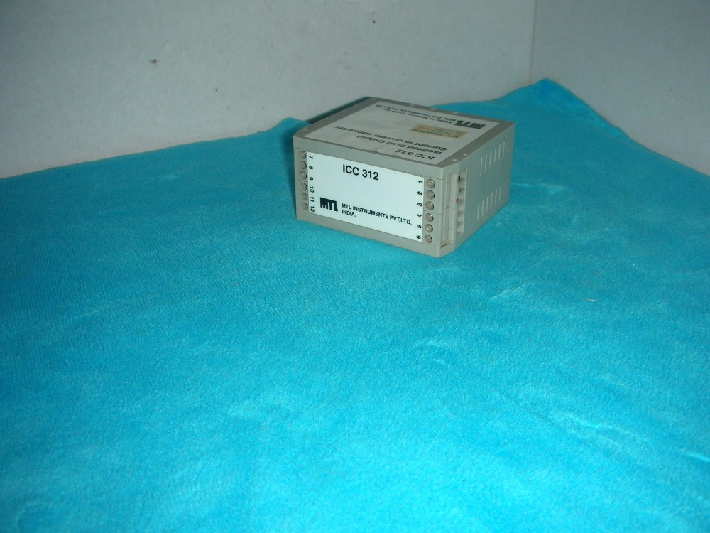 1PC USED MTL ICC3121PC USED MTL ICC312