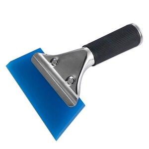 Image 4 - Kit doutils en Fiber de carbone, couteau dart à raclette, teinte de fenêtre, autocollants de voiture, emballage de Film, accessoires automobiles 6