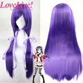 Sofeel fashion Love Live Nozomi Tojo snow halation valentine's day purple long wig synthetic braided wig