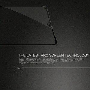 Image 4 - Redmi Note 7 verre Nillkin CP + couverture pleine colle protecteur décran verre trempé pour Xiaomi Redmi Note 9S 8 9 Pro Max 9A