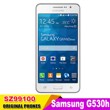 Samsung Galaxy Grand Prime G530h G530H Unlocked Cell Phone Quad core Dual Sim 5.0 Inch Screen Android Phone Refurbished