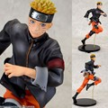 22cm Naruto Action Figures Running Naruto Shippuden The Last Movie Figure PVC Figurine Toys Naruto Anime Japanese Anime Figure