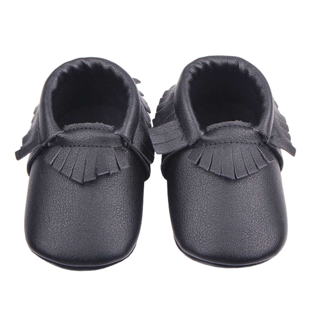 Fashion Baby Boy Shoes Soft Sole Moccasins Pu Leather Toddler Tassel First Walkers Slip On Newborn Loafers Infant Girl Slippers First Walkers Aliexpress