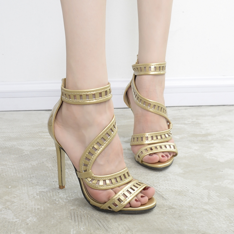 Popular Sexy Gold Heels-Buy Cheap Sexy Gold Heels lots from China