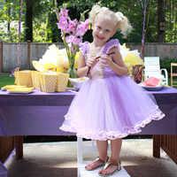 aa9141fc5aa Платье Золушки для девочек детская одежда платье принцессы Софии для ...