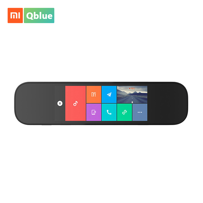 Xiaomi Mijia Rear View Car Camera Smart Mirror Camera 1080P HD 6.86 Inch IPS Screen IMX291 Image Sensor Driving Recorder For Car