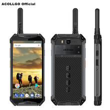 """Ulefone Armor 3T 5.7""""FHD+ 18:9 Full Screen 10300mAh Android 8.1 Helio P23 Octa Core 4GB 64GB 21MP Walkie-Talkie NFC Mobile Phone"""