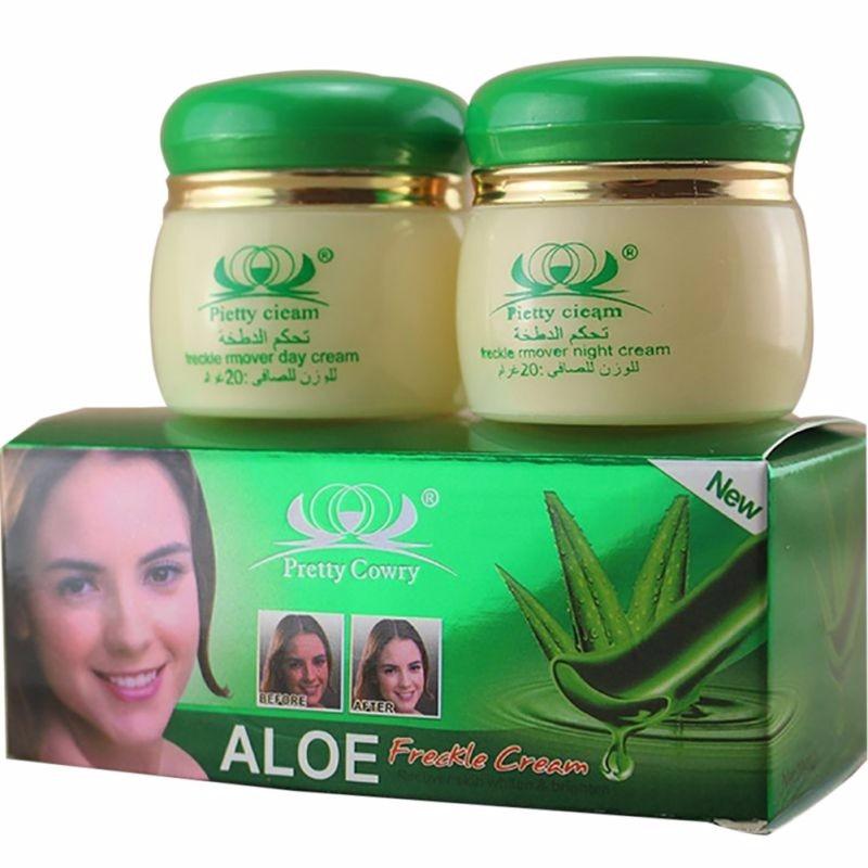 1 Pcs Herbal Aloe Whitening Moisturizing Face Cream Skin Care Whitening Ageless Acne Treatment Anti Winkles Lift Firming Beauty 1