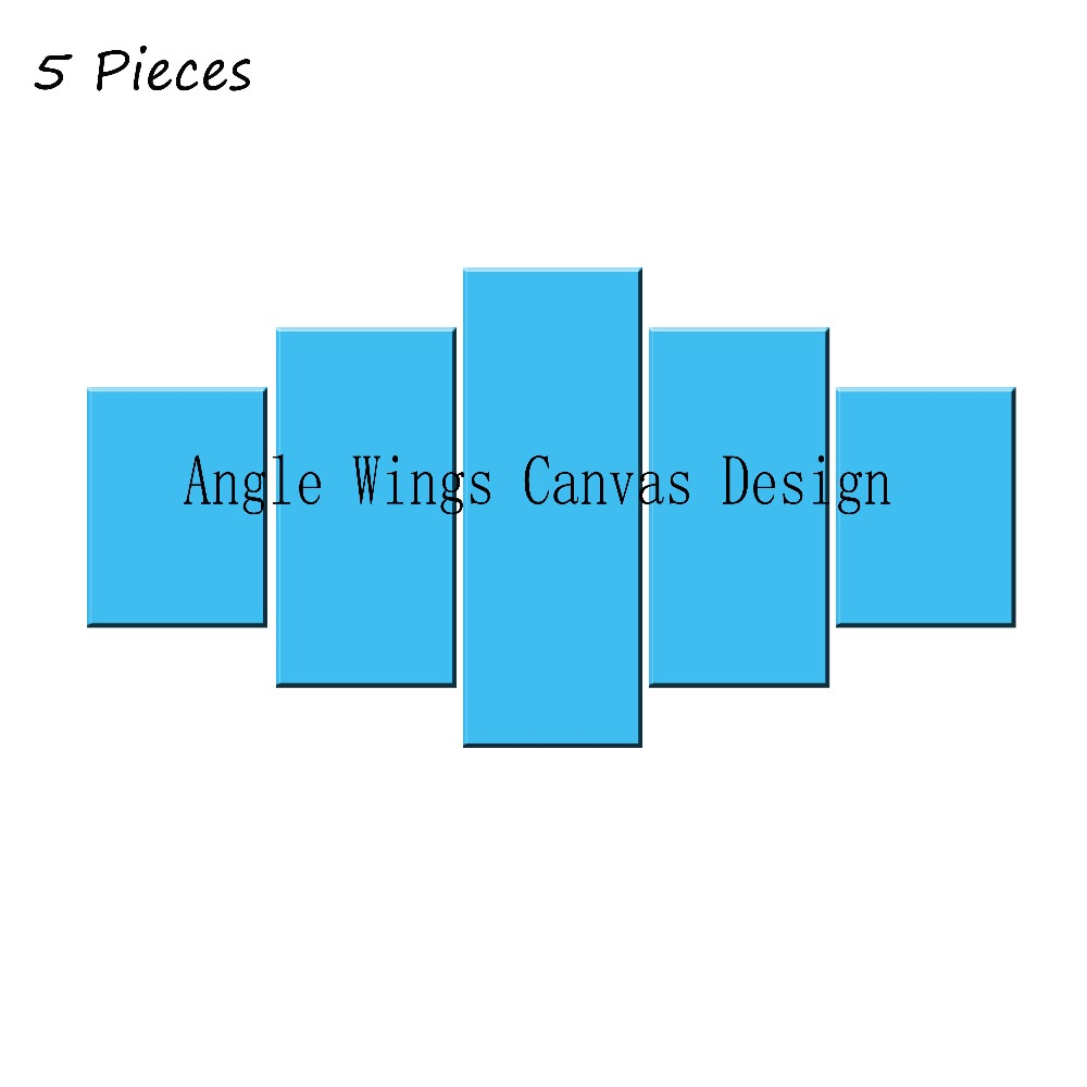 Angle Wings Canvas Design Drop Shipping Customized Prints