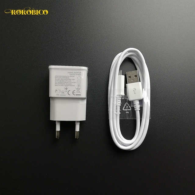 2 pcs/Lot micro usb cable + 5V 2A Charger Travel Adapter Data Compatible For HTC LG Sony Samsung LG HUAWEI XIAOMI Android phone