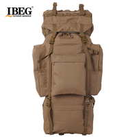 100 L Large Professional Mountain Backpack Brand Outdoor Nylon Sport Rucksack Hiking Cycling Camping Travel Bag