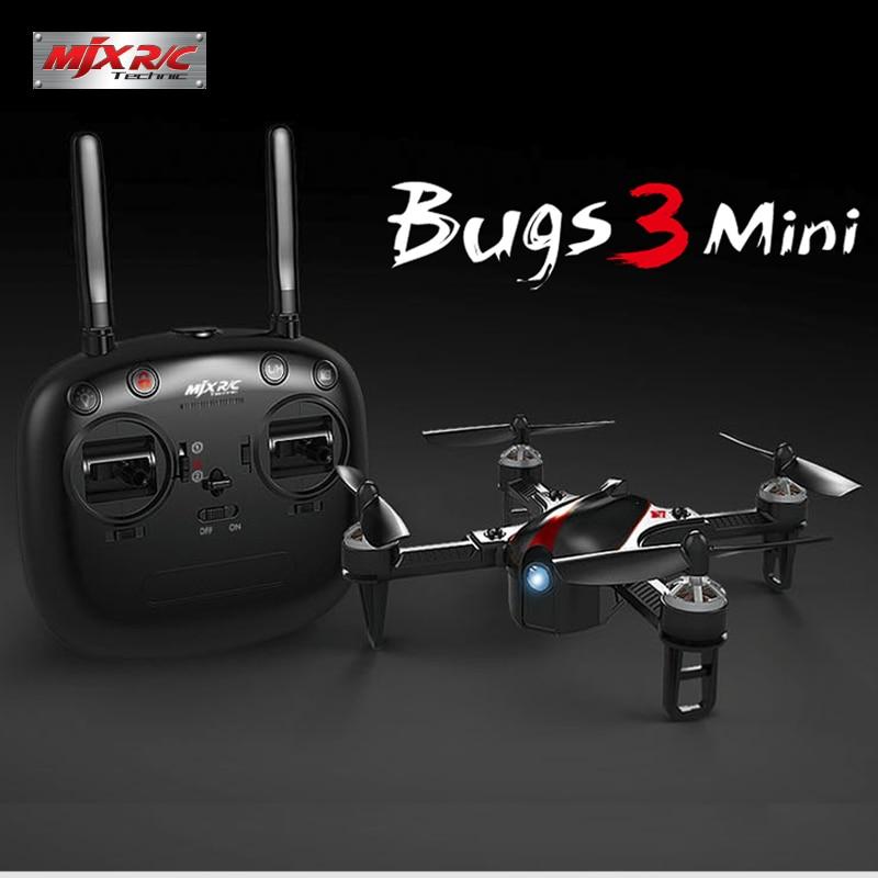 MJX Bugs3min 2.4G RC Вертолет - Радиоуправляемые игрушки
