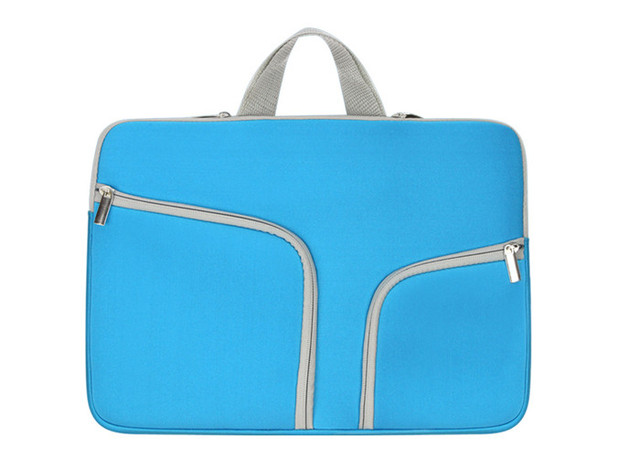 5fa926828fbe US $9.5 5% OFF|green purple Laptop Sleeve Bag Case Carrying Handle Bag For  11 13 13.3 14 14.1 15 15.4 15.6 Inch Apple Dell Notebook Netbook PC-in ...
